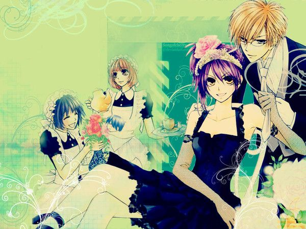 maid sama art 1 PRST + RESUME