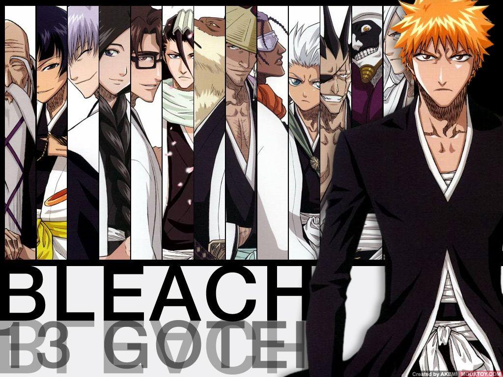 Bleach affiche