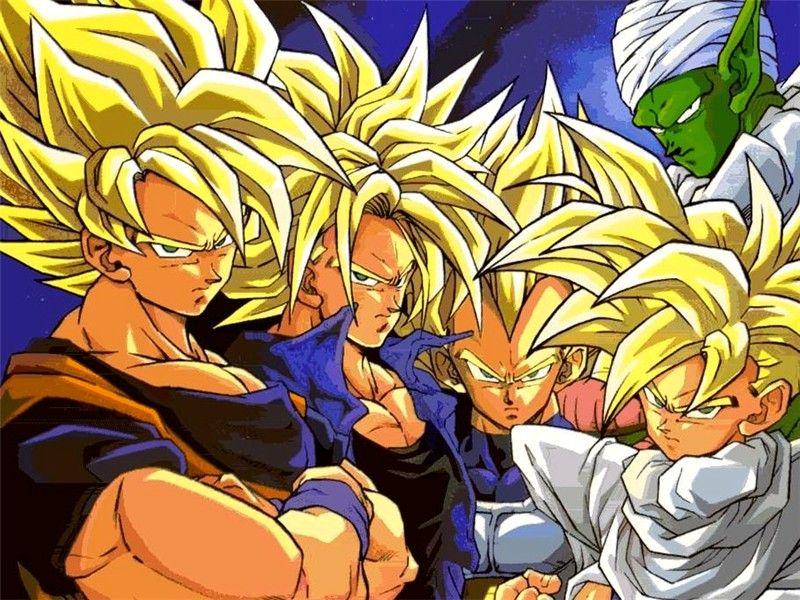 db art 7 SUPER SAIYEN